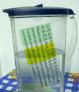 PVC sticker (2)